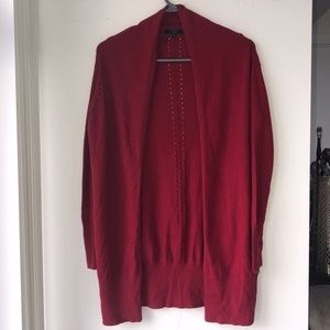 Guess Red Cardigan